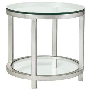 Per Se Round End Table