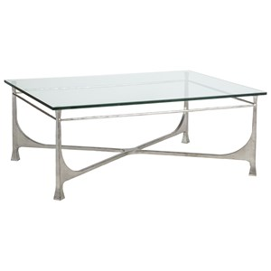Bruno Rectangular Cocktail Table