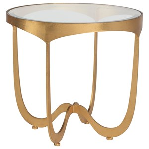 Sophie Round End Table