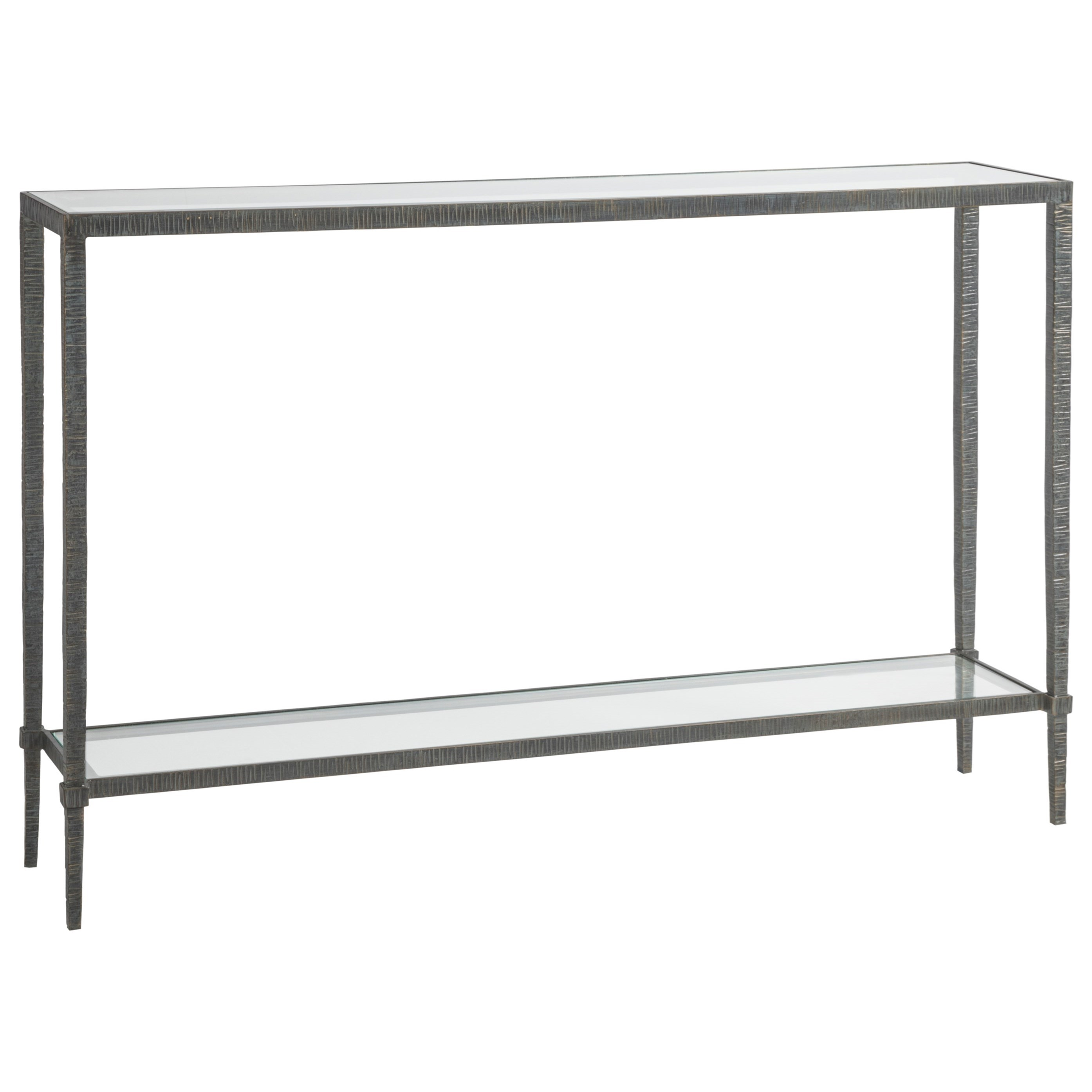 Metal Designs Claret Console by Artistica at Alison Craig Home Furnishings