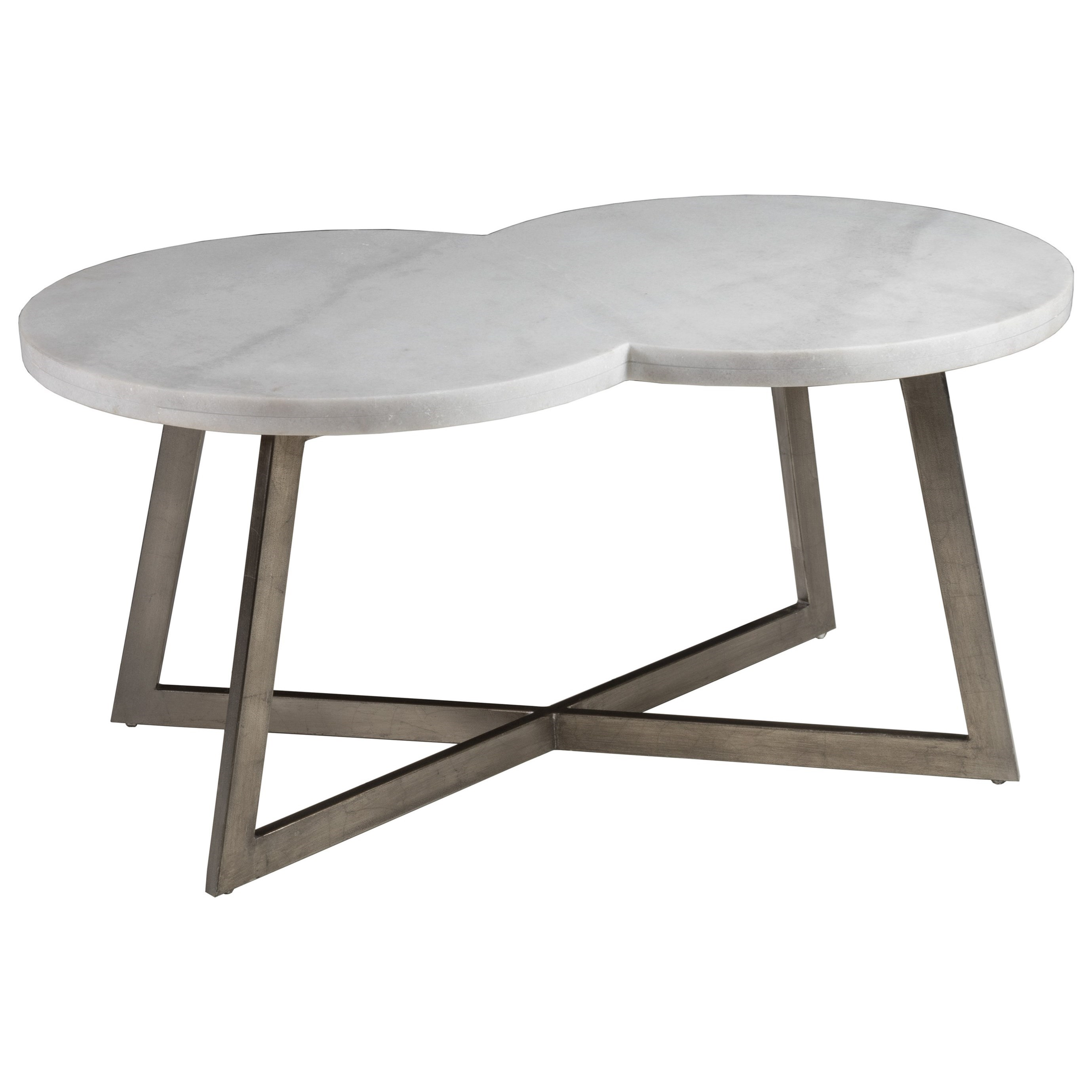 Artisto Rectangular Cocktail Table by Artistica at Baer's Furniture