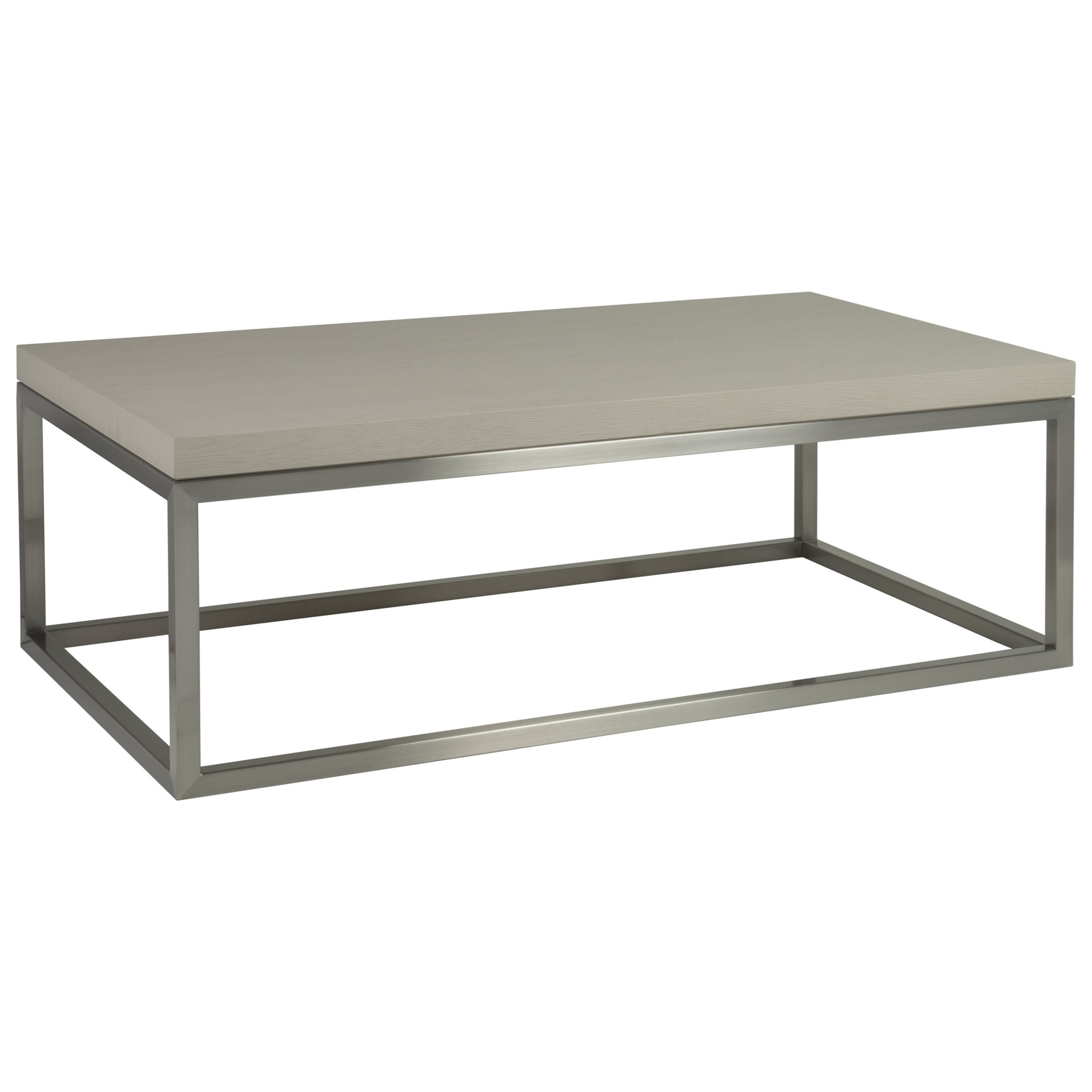 Arturo Rectangular Cocktail Table by Artistica at Baer's Furniture