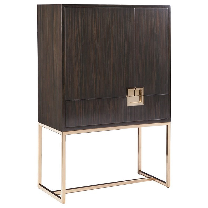 Casanova Bar Cabinet by Artistica at Sprintz Furniture