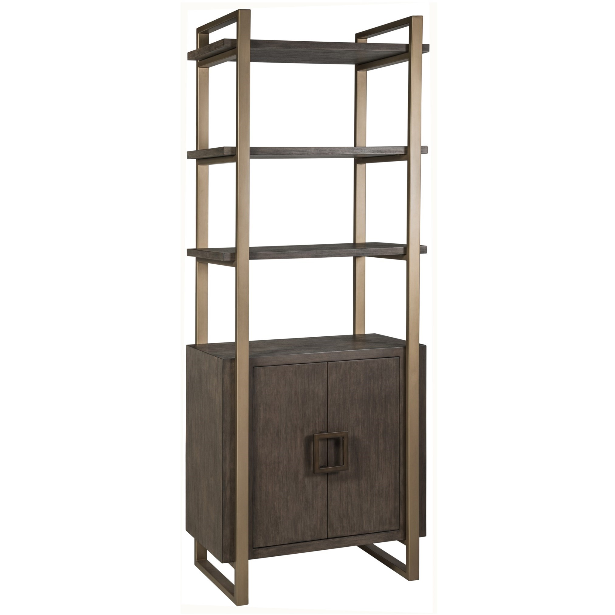 Cohesion Vertex Bookcase by Artistica at Baer's Furniture