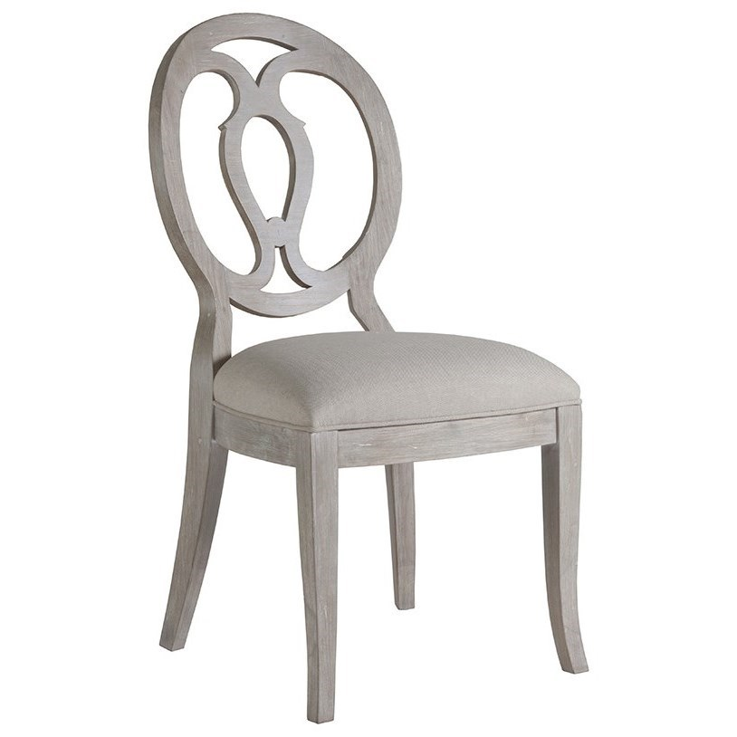 Cohesion Axiom Side Chair by Artistica at Baer's Furniture