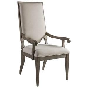 Beauvoir Upholstered Arm Chair