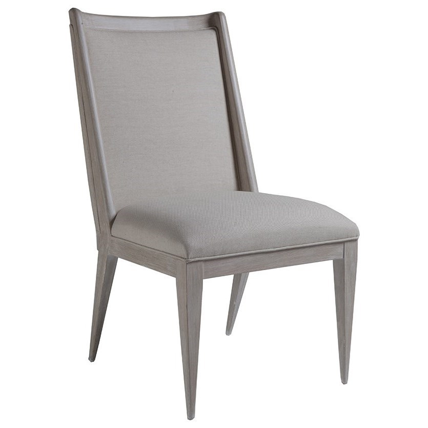 Cohesion Haiku Side Chair by Artistica at Baer's Furniture