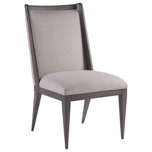 Haiku Side Chair with Upholstered Seat and Back