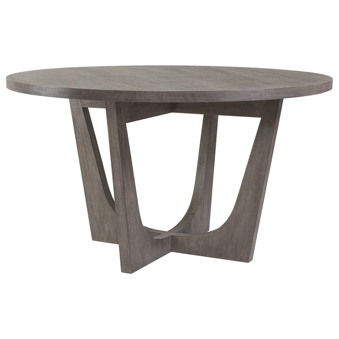 Cohesion Brio Round Dining Table by Artistica at C. S. Wo & Sons Hawaii