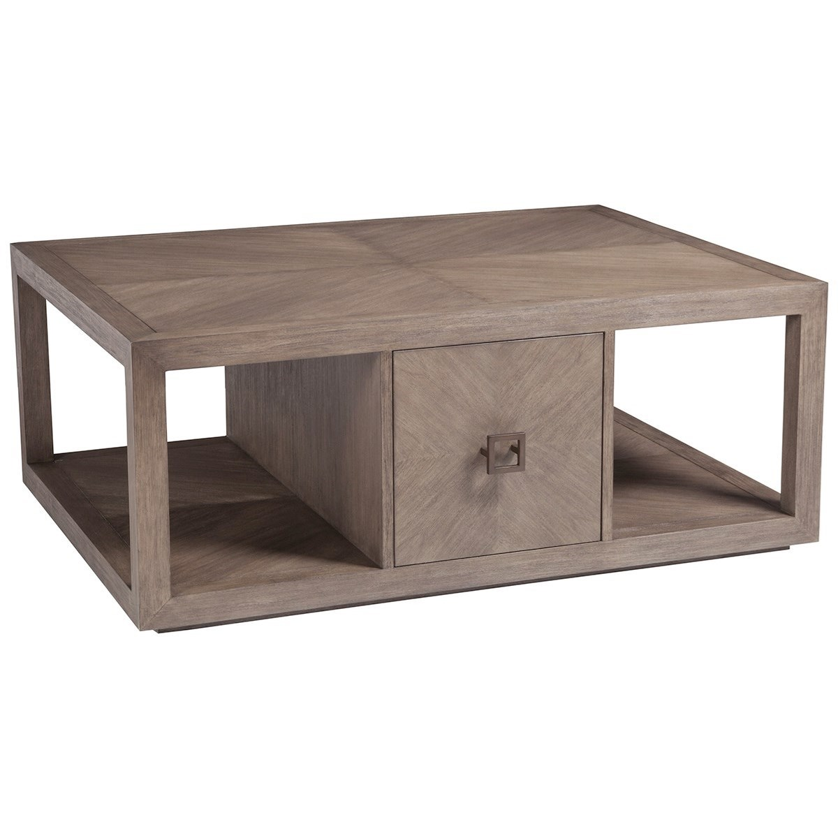 Cohesion Credence Rectangular Cocktail Table by Artistica at Baer's Furniture