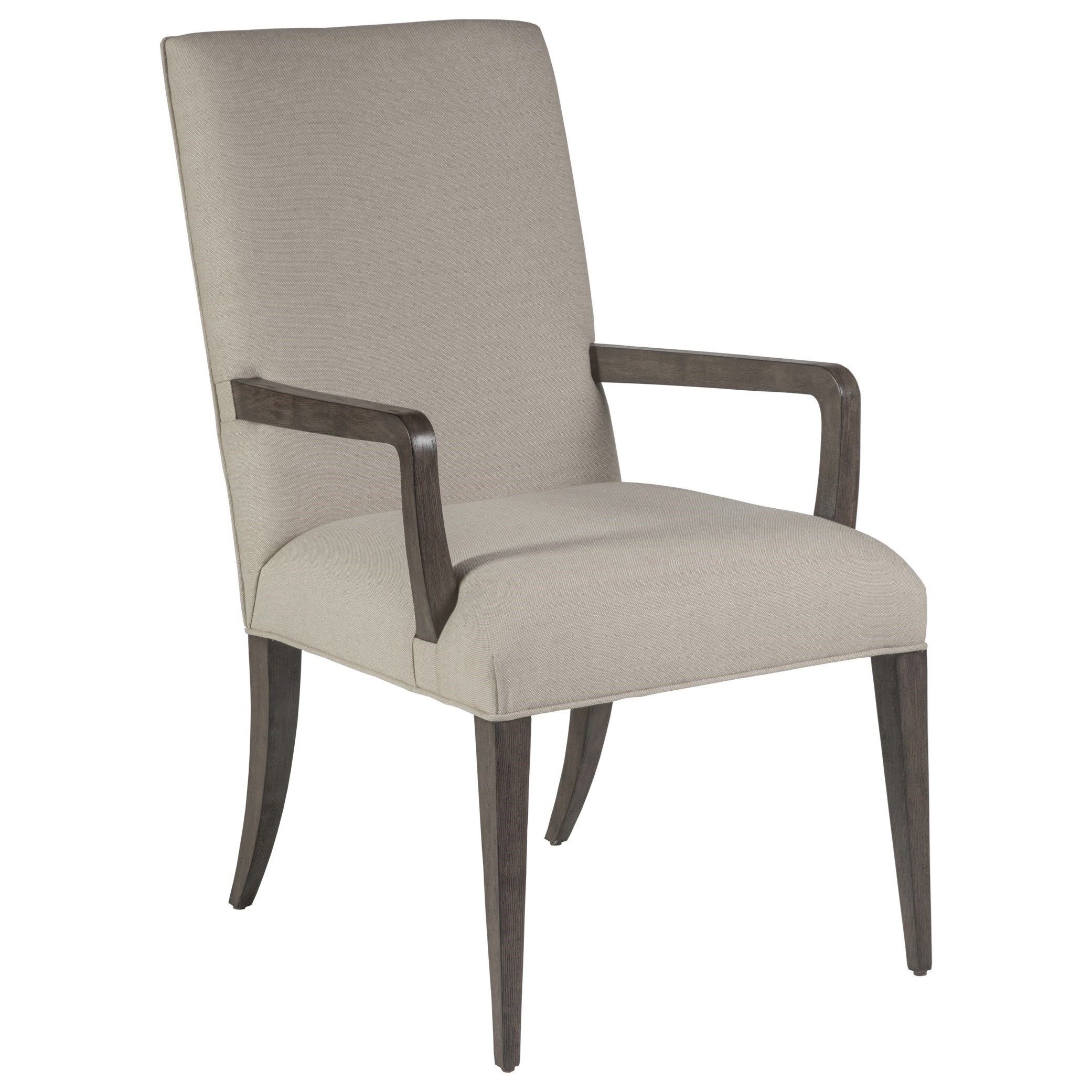 Cohesion Madox Upholstered Arm Chair by Artistica at Baer's Furniture