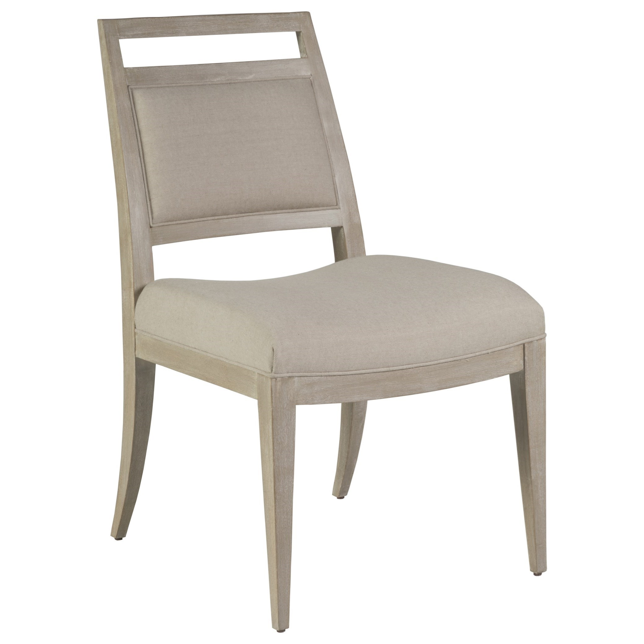 Cohesion Nico Upholstered Side Chair by Artistica at Baer's Furniture