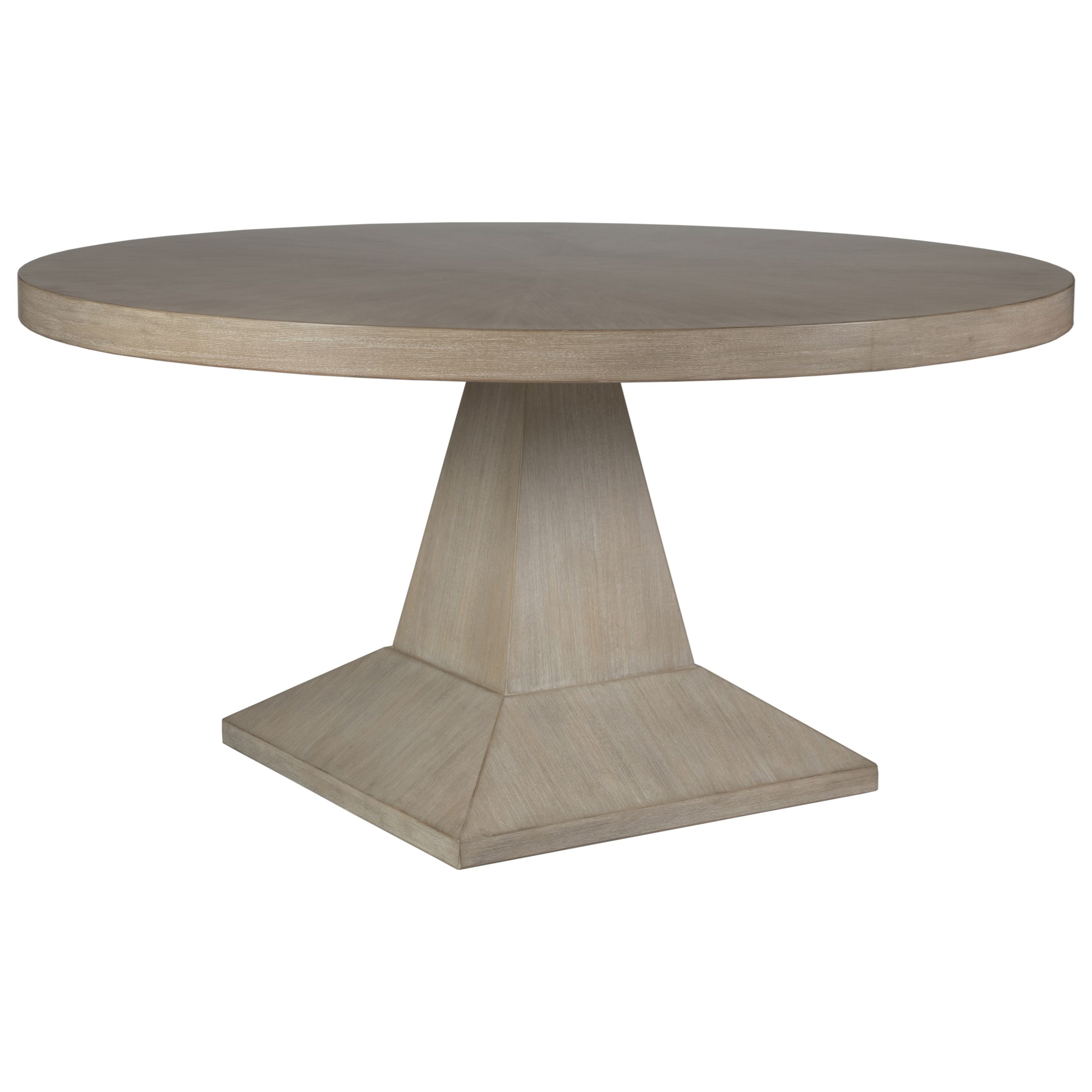 Cohesion Chronicle Round Dining Table by Artistica at Baer's Furniture