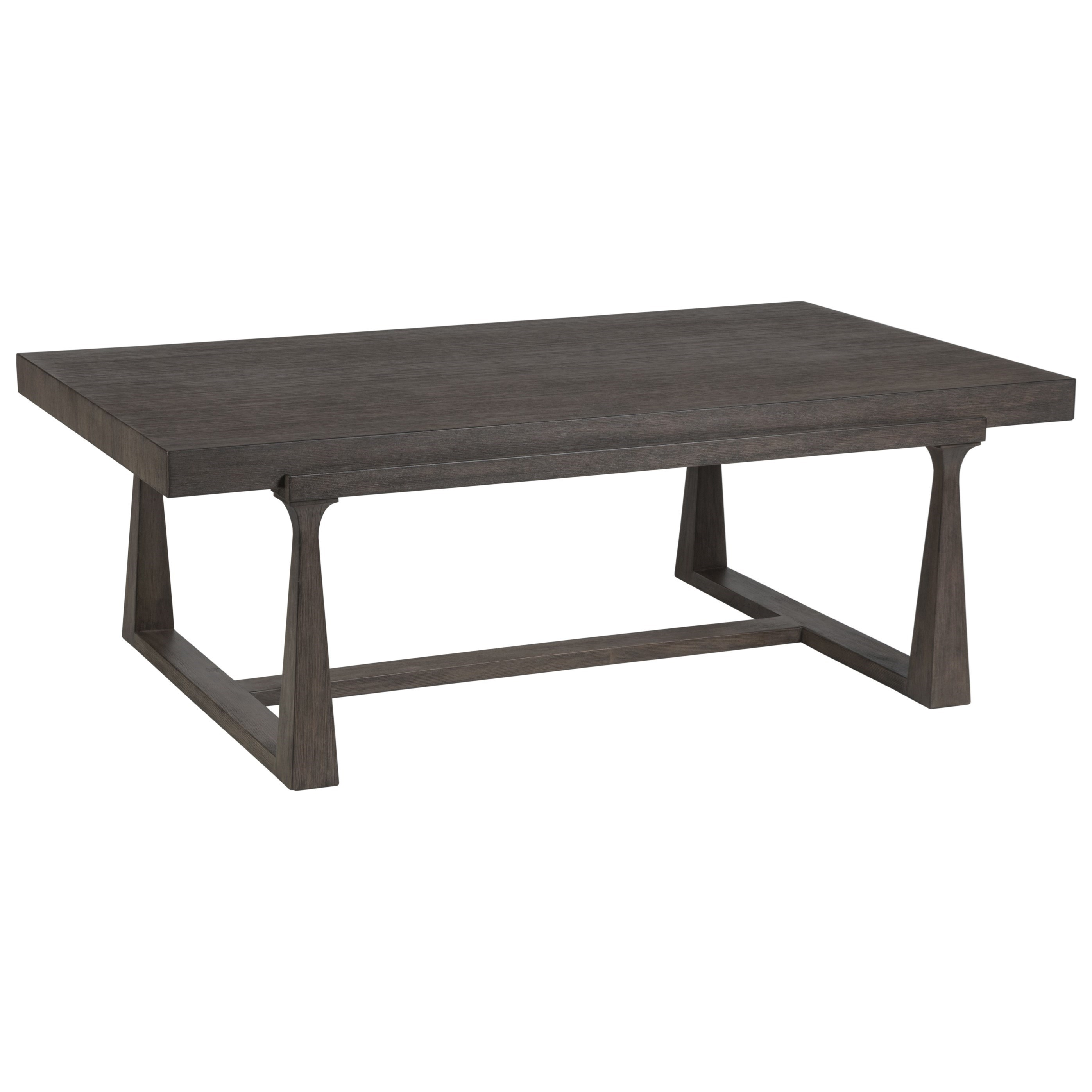 Cohesion Grantland Rectangular Cocktail Table by Artistica at Baer's Furniture