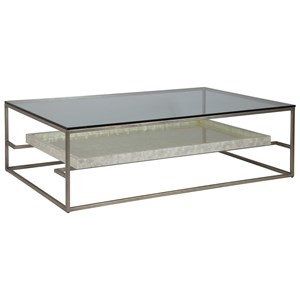Rectangular 60 Inch Cocktail Table