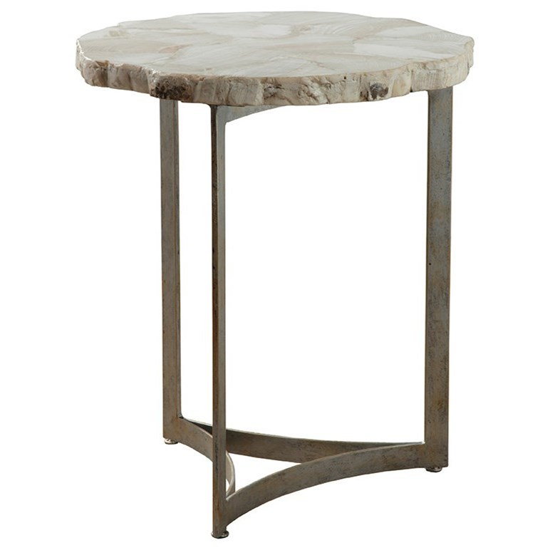 Gregory Tate Spot Table by Artistica at Johnny Janosik