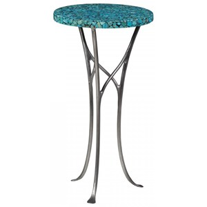 Turquoise Spot Table