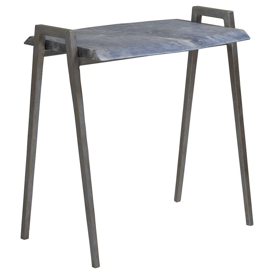Leo Small Rectangular Spot Table by Artistica at Baer's Furniture