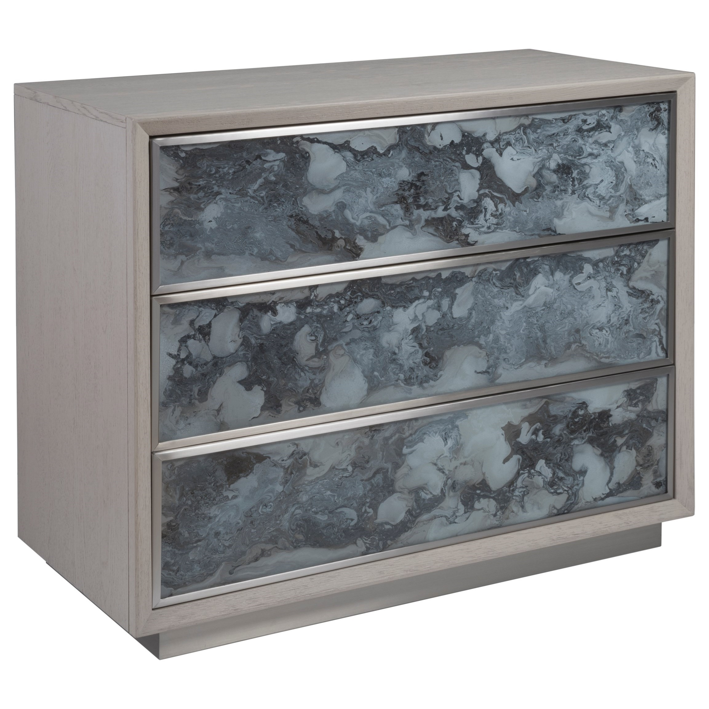 Metaphor Hall Chest by Artistica at Alison Craig Home Furnishings