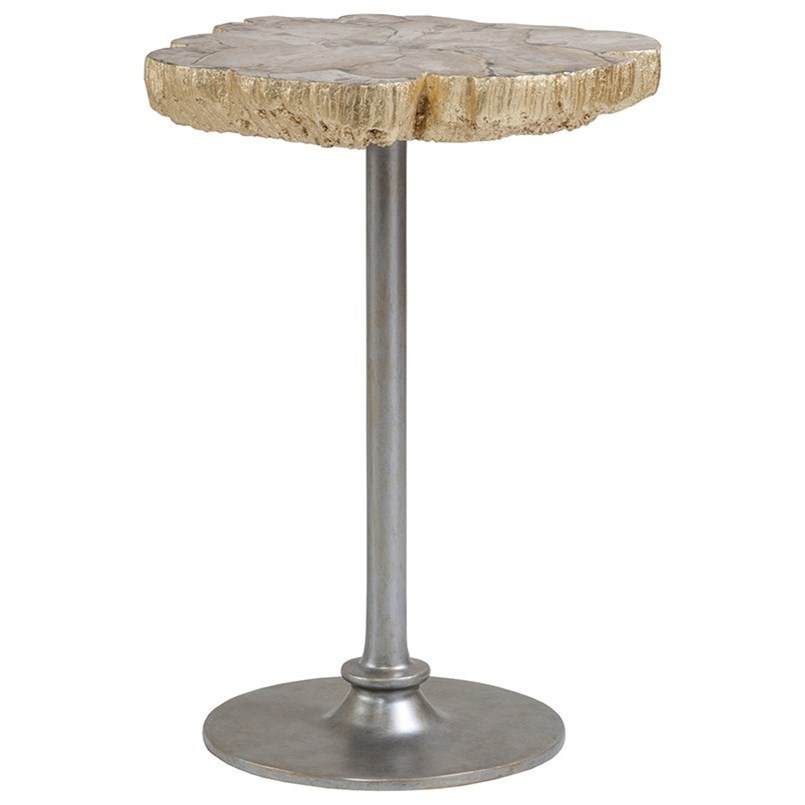 Peck Speck Spot Table by Artistica at Baer's Furniture