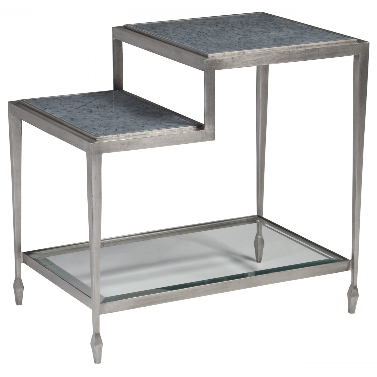 Sashay End Table by Artistica at Baer's Furniture