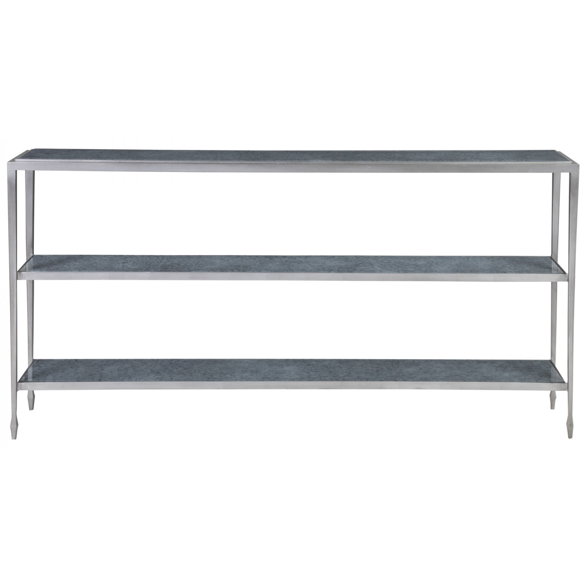 Sashay Console Table by Artistica at Baer's Furniture