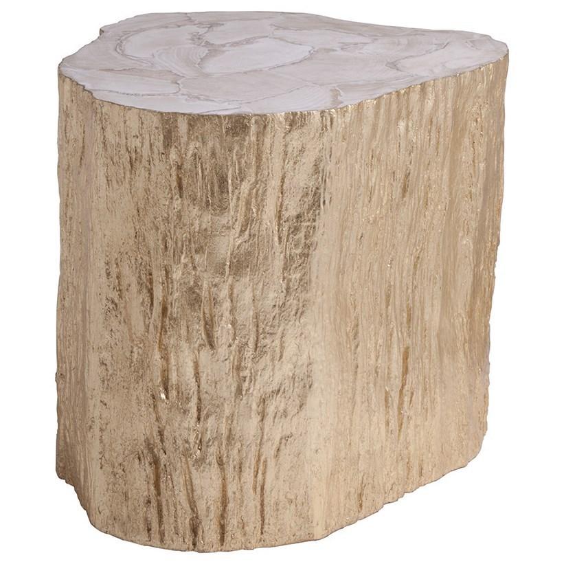 Trunk Segment Trunk Segment Side Table  by Artistica at Baer's Furniture