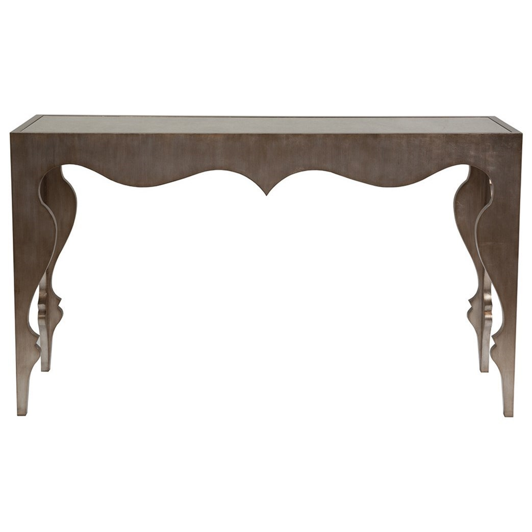 Van Cleef Van Cleef Console Table by Artistica at Alison Craig Home Furnishings