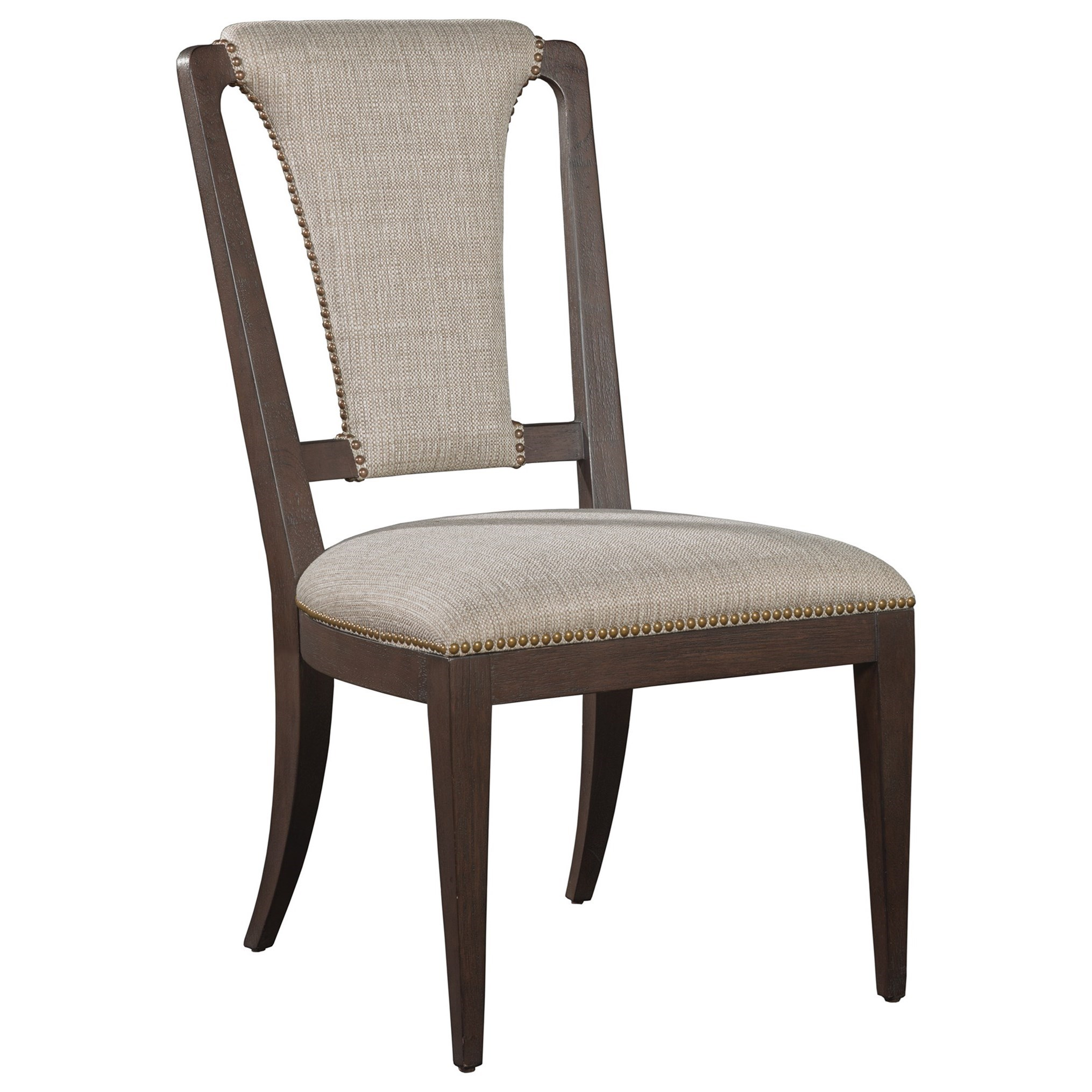 Verbatim Upholstered Side Chair by Artistica at Baer's Furniture