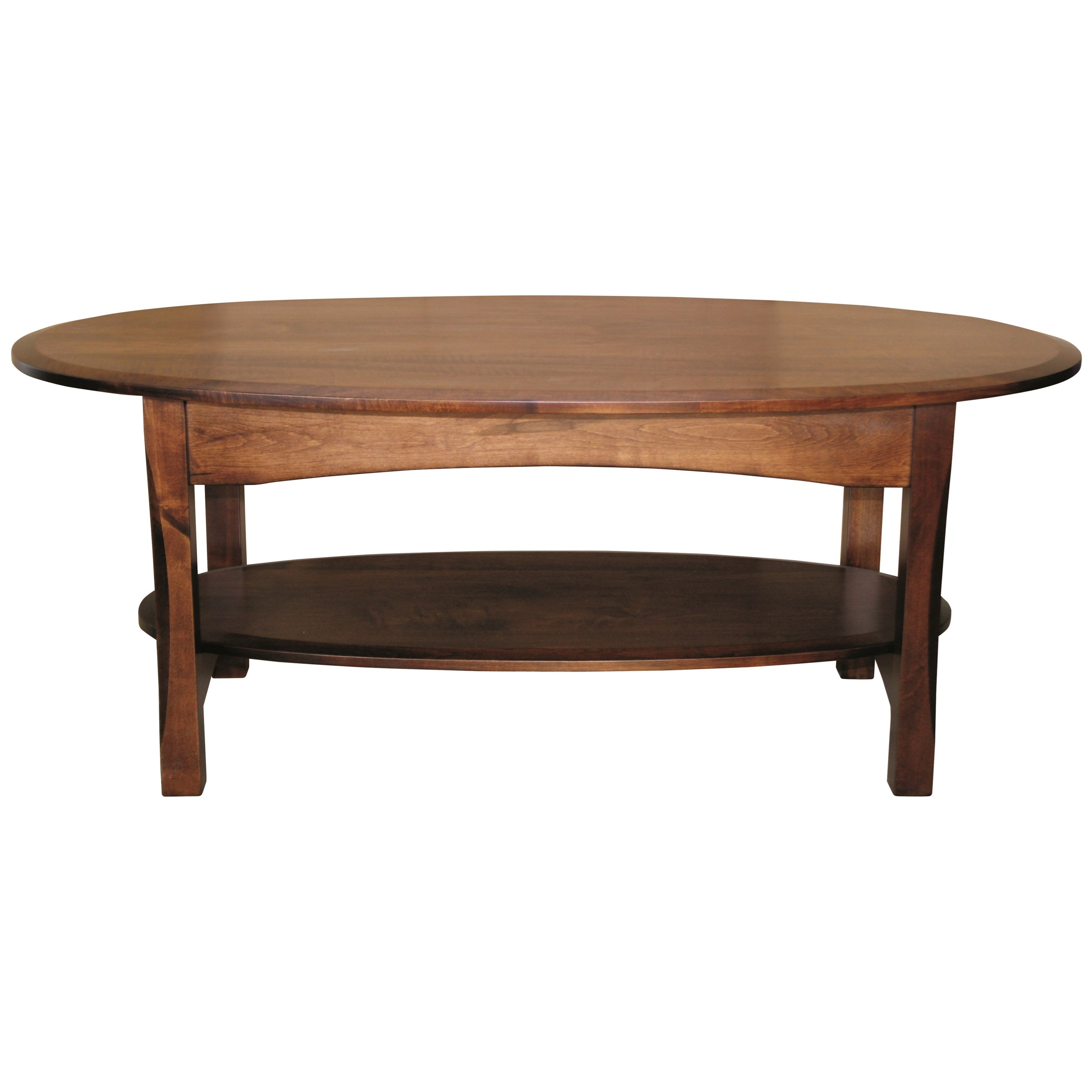 Bennett Coffee Table by Ashery Woodworking at Saugerties Furniture Mart
