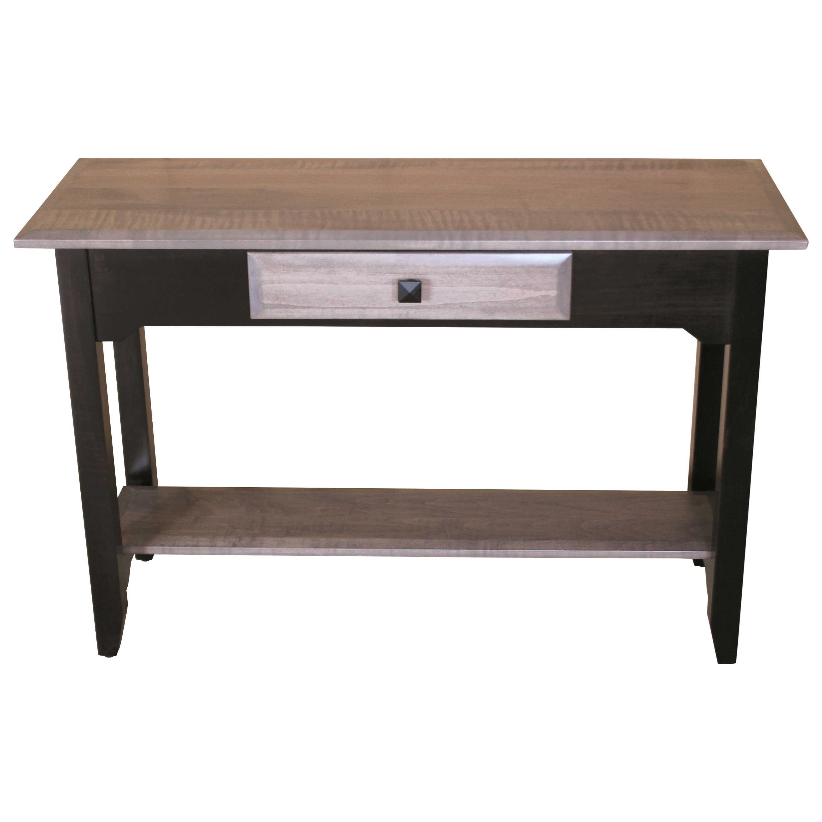 Iris Sofa Table by Ashery Woodworking at Saugerties Furniture Mart