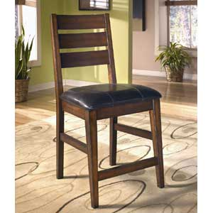 "24"" Upholstered Bar Stool"