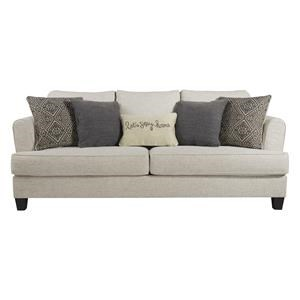 Beige Stationary Sofa