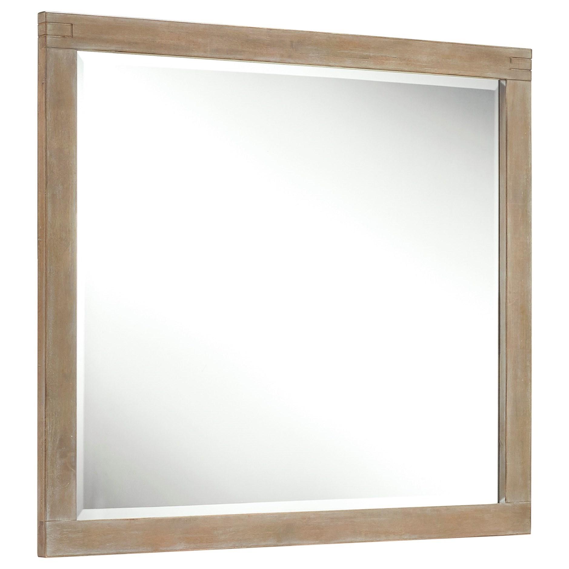 Ambrosh Mirror by Ashley Furniture at HomeWorld Furniture