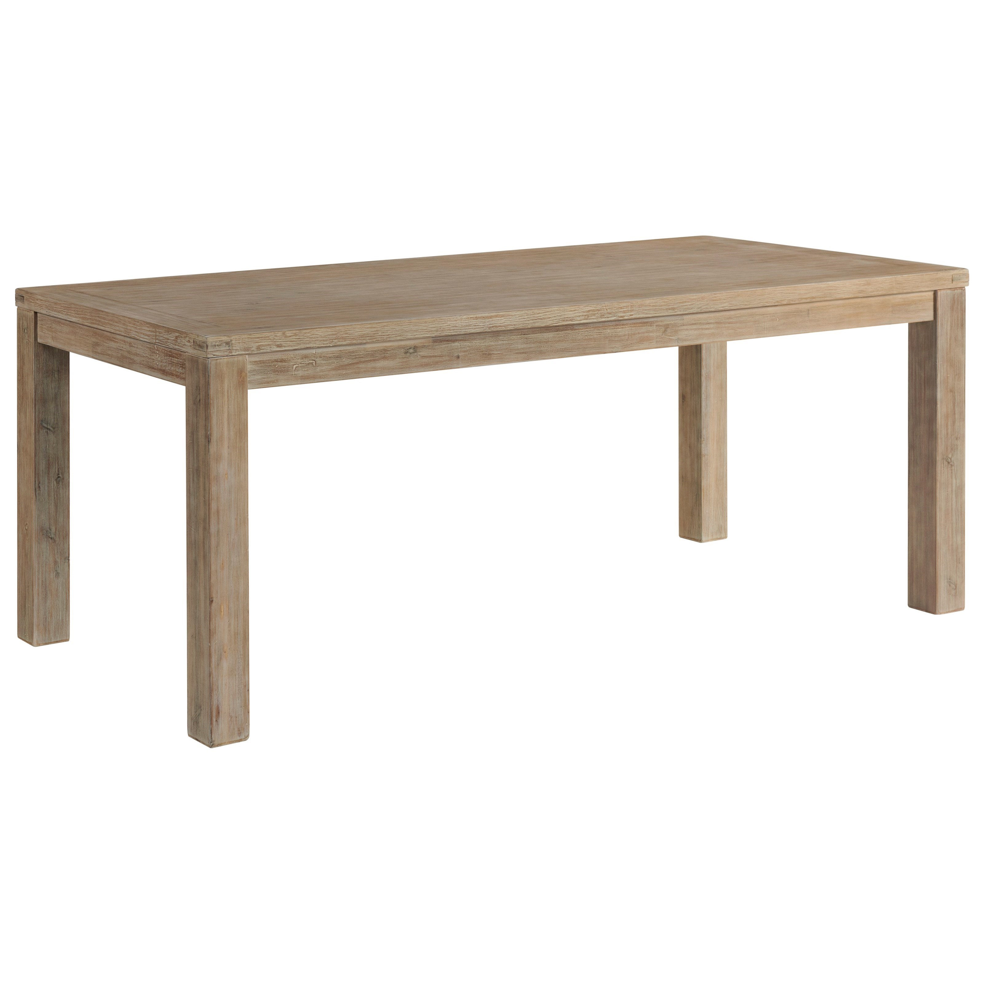 Ambrosh Dining Table by Ashley Furniture at HomeWorld Furniture
