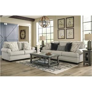 Fog Sofa and Loveseat Set