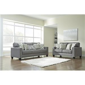 Fog Sofa and Loveseat Set