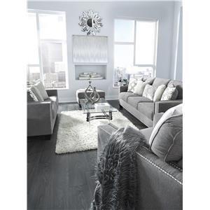 Fog Sofa, Loveseat and Chair Set