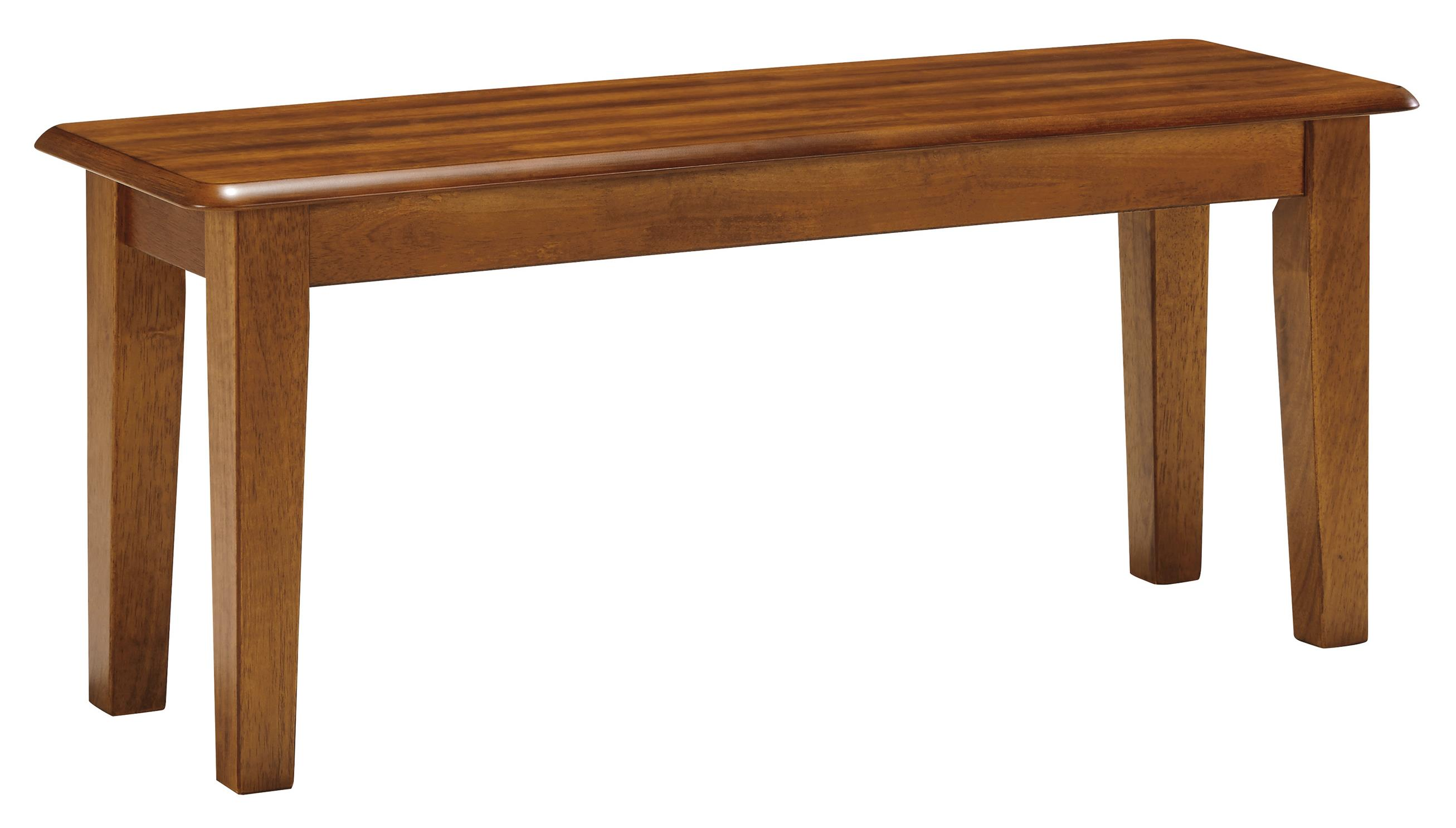 Berringer Bench by Ashley Furniture at Household Furniture