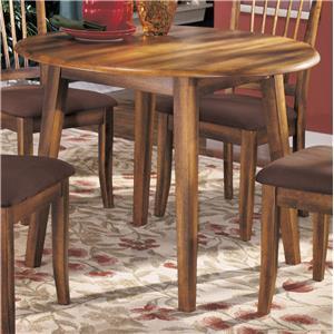 Ashley Furniture Berringer Round Drop Leaf Table