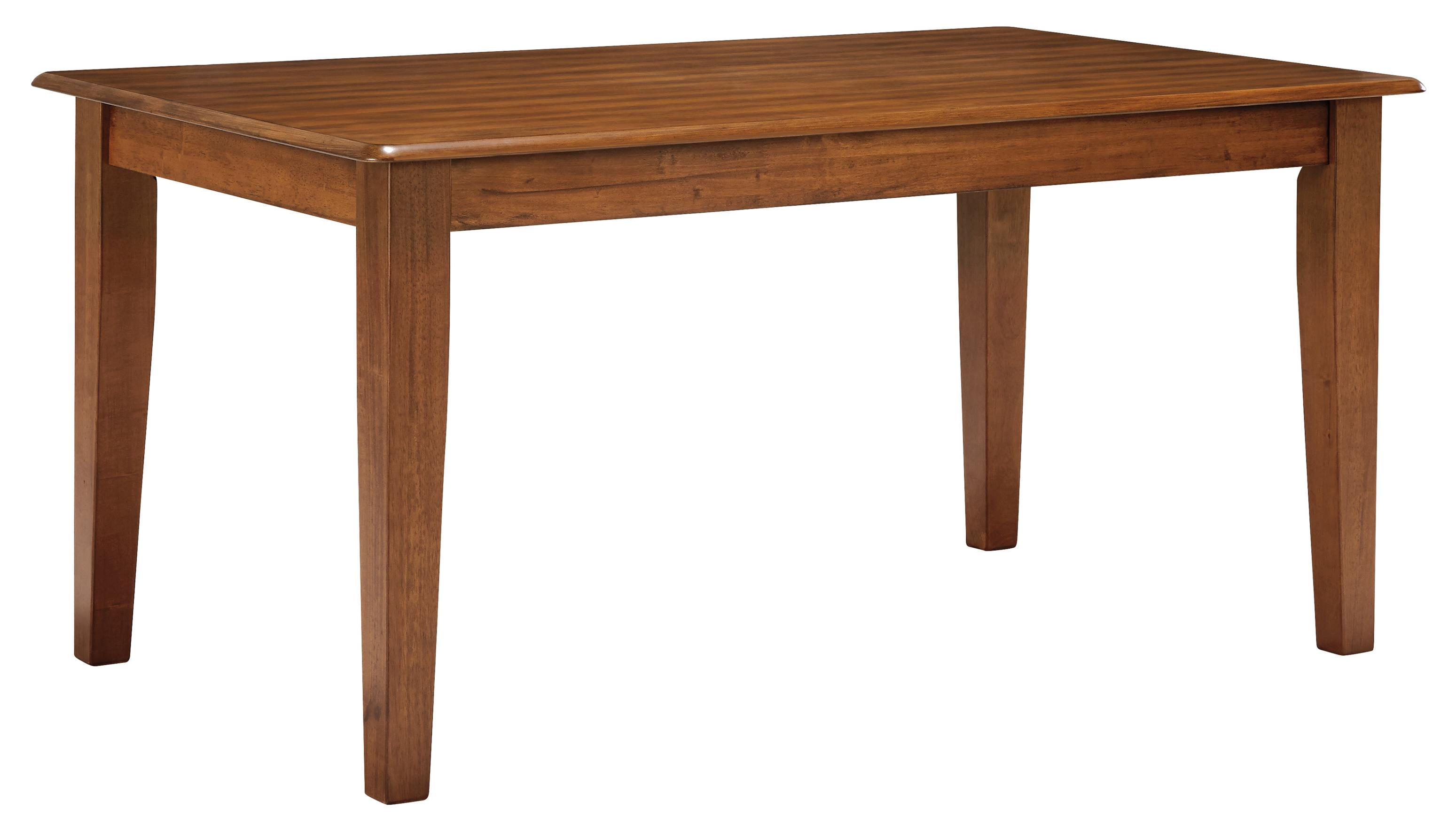 Berringer Dining Table by Ashley Furniture at HomeWorld Furniture