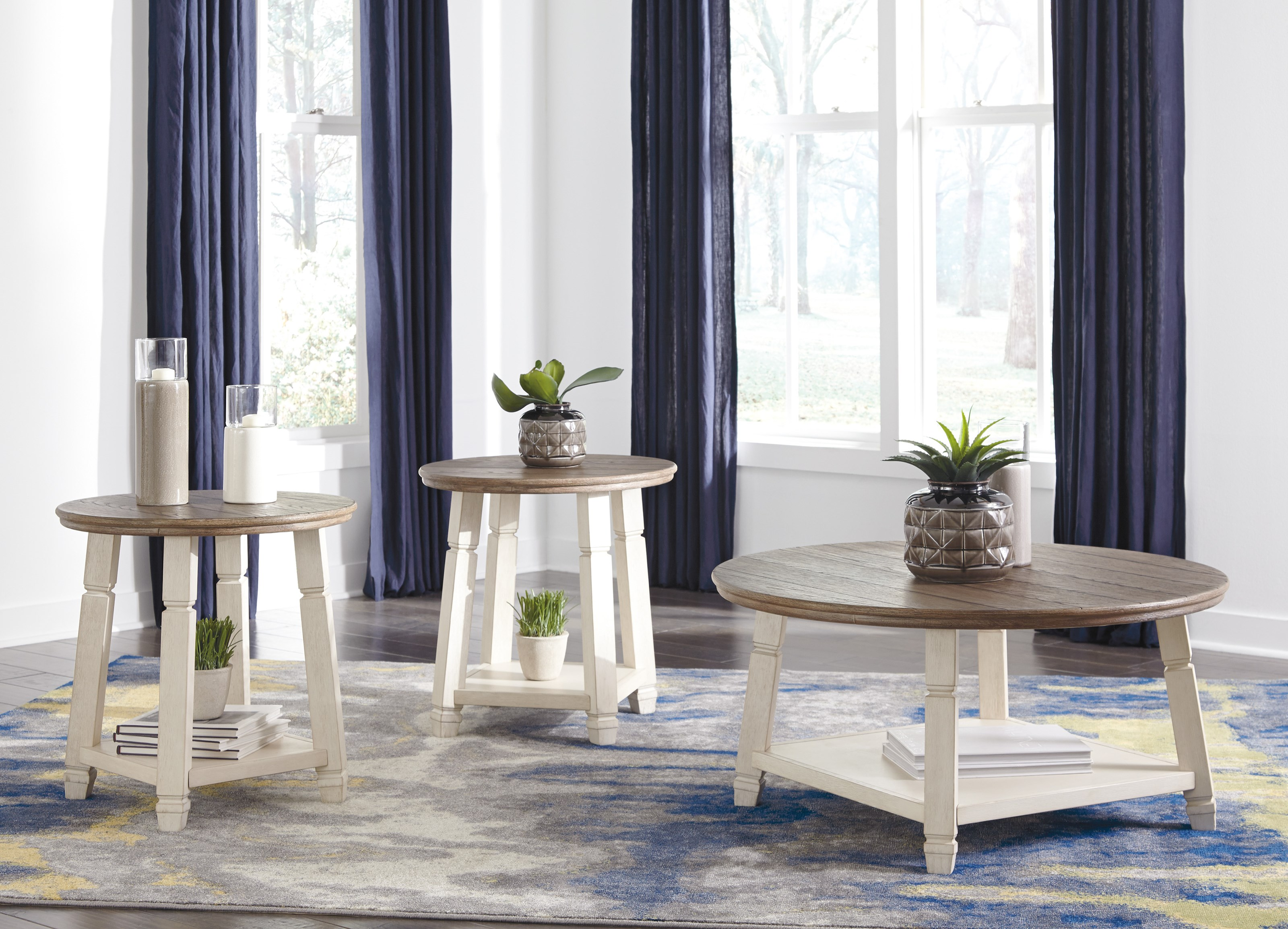 Bolanbrook Occasional Table Group by Ashley (Signature Design) at Johnny Janosik