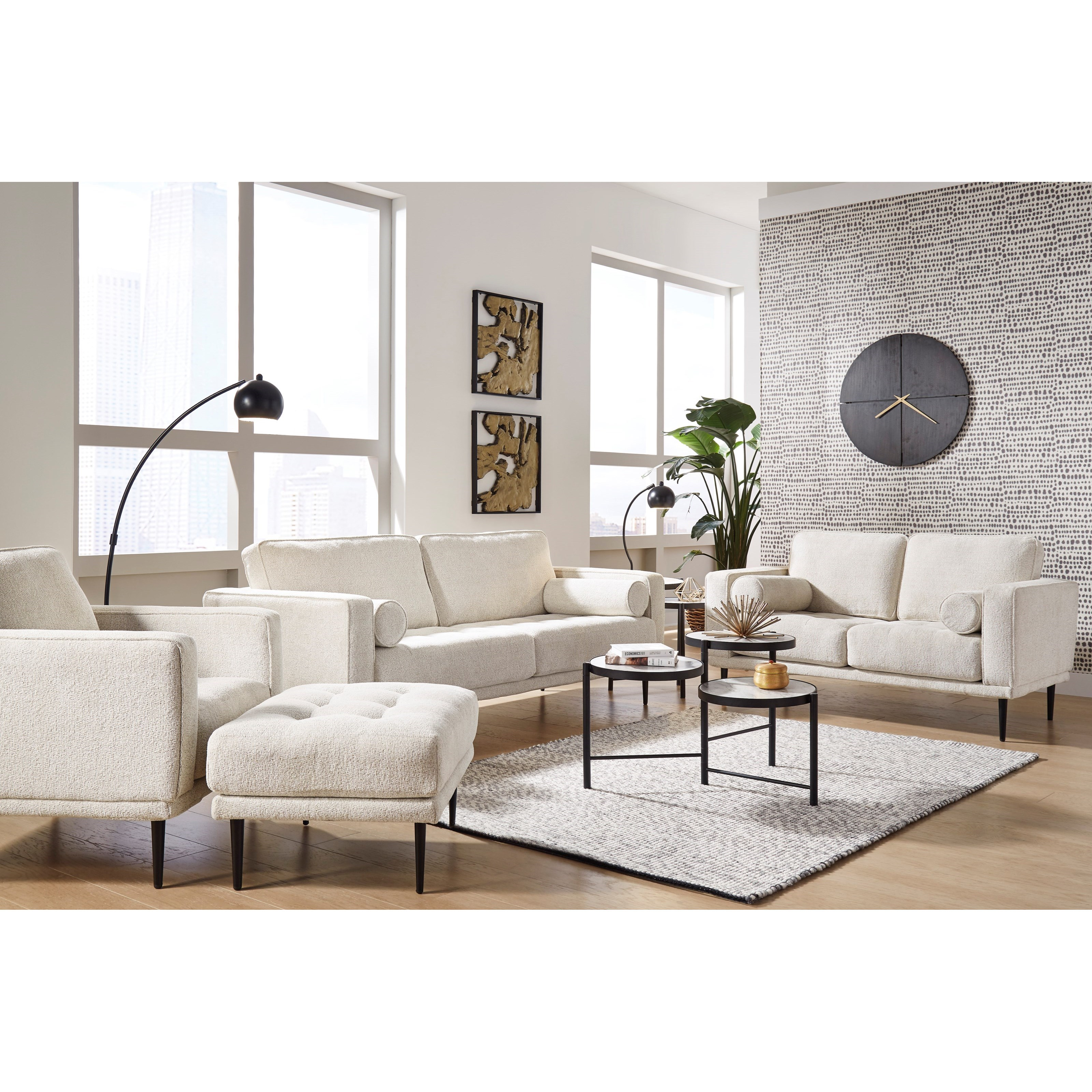 Caladeron Living Room Group by Signature Design by Ashley at Smart Buy Furniture