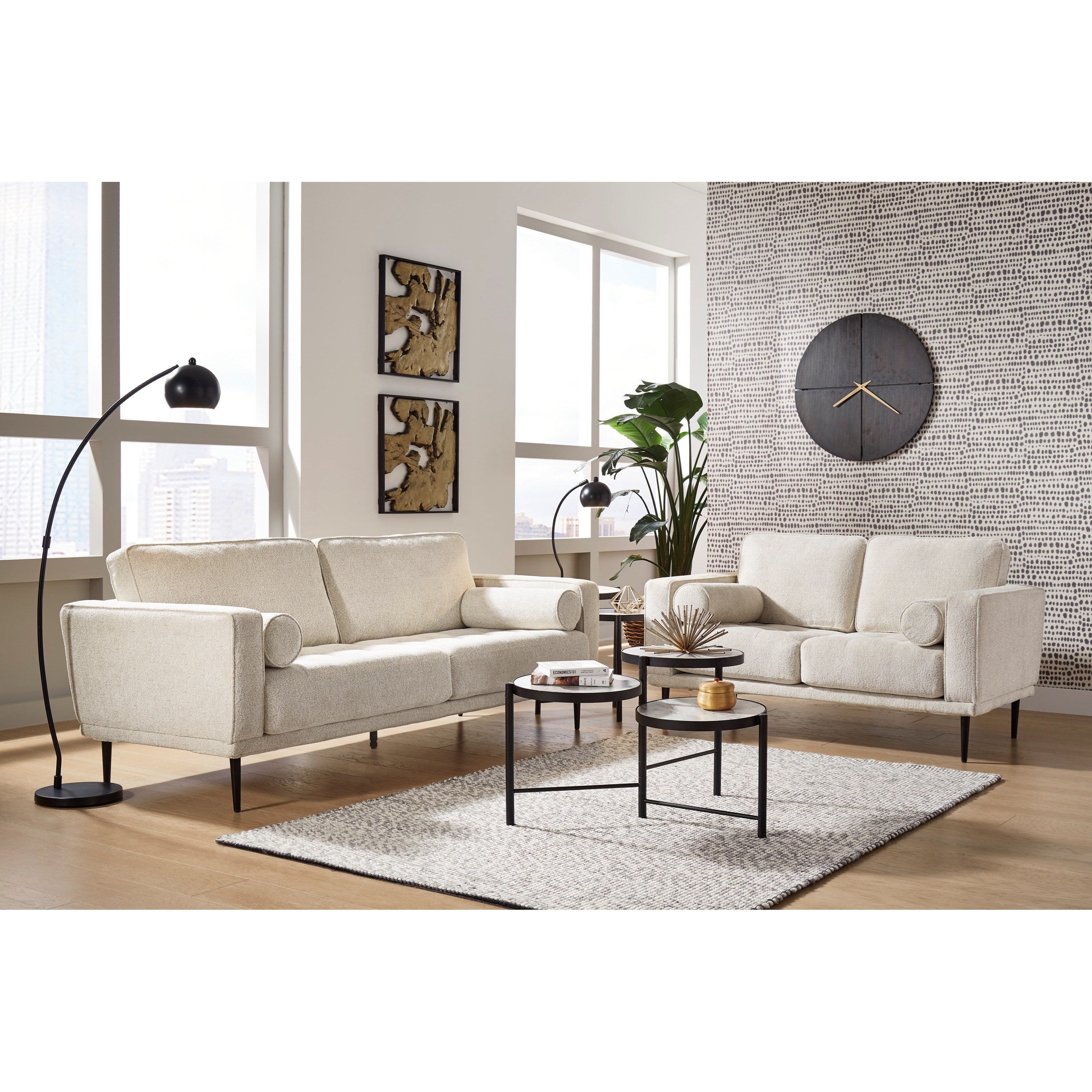 Caladeron Living Room Group by Signature Design by Ashley at Standard Furniture