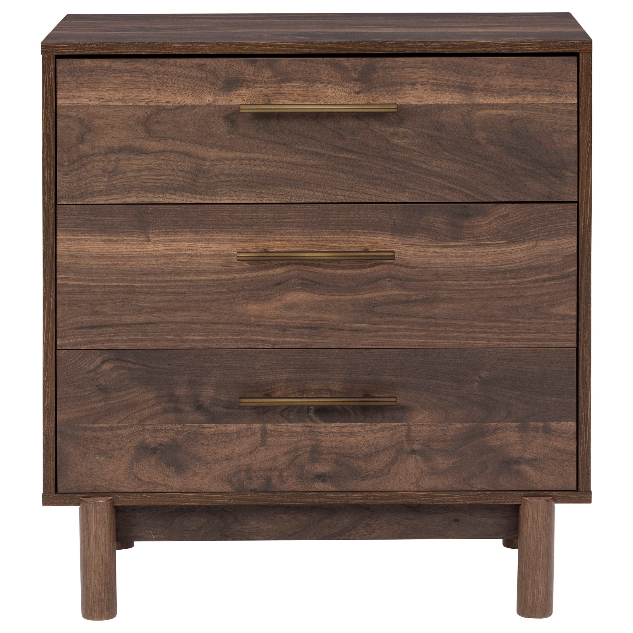 Calverson 3-Drawer Chest  by Ashley (Signature Design) at Johnny Janosik