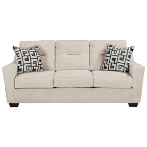 Ashley Furniture Cerdic Queen Sofa Sleeper