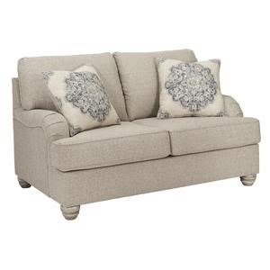 Bisque Loveseat
