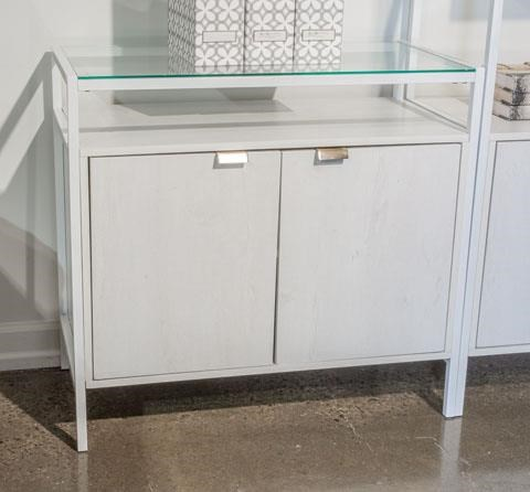 Deznee Small Bookcase by Signature Design by Ashley at Sam Levitz Furniture