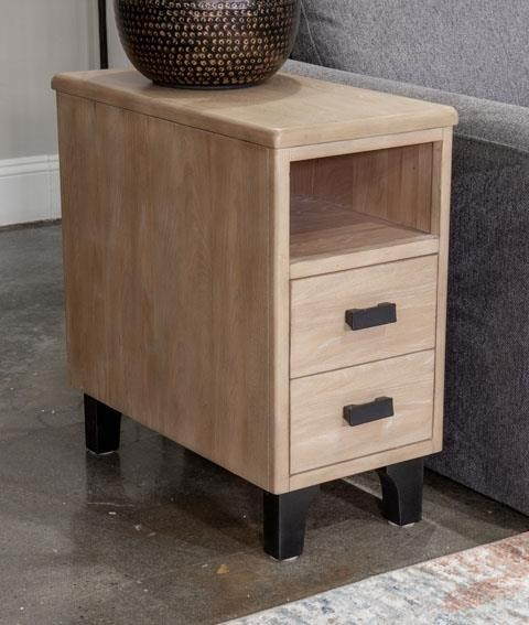 Freslowe Chair Side End Table by Signature Design by Ashley at Sam Levitz Outlet