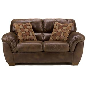 Ashley Furniture Frontier - Canyon  Upholstered Loveseat